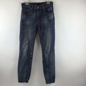 Levi's 551 Jogger Jeans 30x32